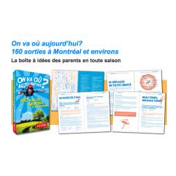 Guide Ulysse vous propose le plaisir de voyager à Montréal et à ses environs