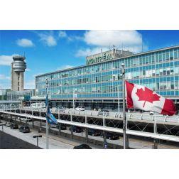 De nouvelles mesures sanitaires à YUL Aéroport international Montréal-Trudeau
