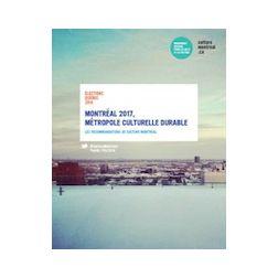 Élections 2014 : Culture Montréal énonce 19 recommandations