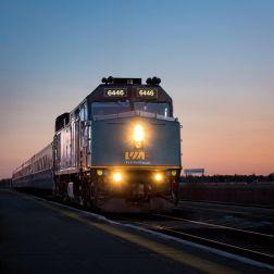 Hausse continue de l'achalandage sur les trains de VIA Rail