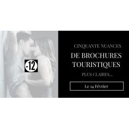 «50 nuances de brochures touristiques»