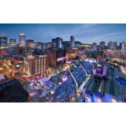 Un regroupement de la communauté d'affaires de Montréal lance un appel urgent: Le Quartier des spectacles.1
