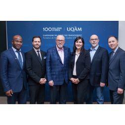 1 M$: don de Transat A.T. inc. à la Chaire du tourisme de l'ESG UQAM
