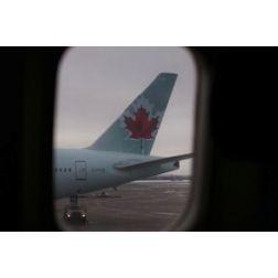 Diminution des voyages à destination du Canada