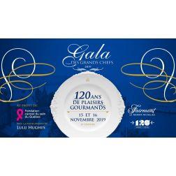 Fairmont Le Manoir Richelieu célèbre 120 ans de plaisirs gourmands au Gala des Grands Chefs