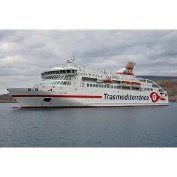 À SAVOIR: Le N. M. VILLA de Teror assurera le service de traversier des Îles de la Madeleine
