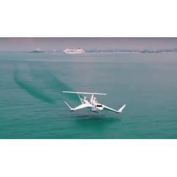 Mi-bateau, mi-avion, regardez ce qu'il peut faire !