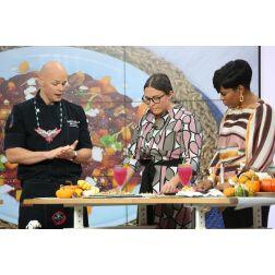 Tourisme et cuisine autochtone à la télévision nationale