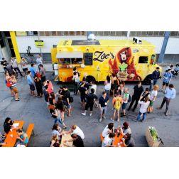 Une cuisine de rue qui mise sur les rassemblements événementiels pour la Ville de Montréal