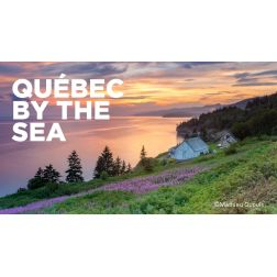 Global Trend Awards: La campagne Québec by the Sea 2017, Le Québec maritime, remporte un prix !