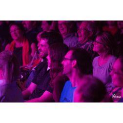 Le Grand Montréal comédie fest s'allie à Vidéotron