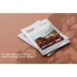 FRANCE: Étude montagne et digital : les résultats 2020 et les tendances 2021