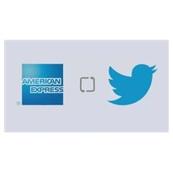 Partenariat American Express et Twitter