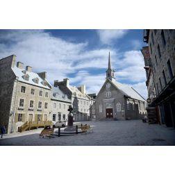 Vos vacances au Québec: le Vieux-Québec en mode survie