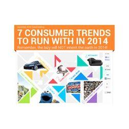 7 tendances consommateur pour 2014