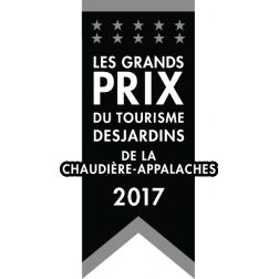 Tourisme Chaudière-Appalaches dévoile les finalistes des Grands Prix du tourisme Desjardins