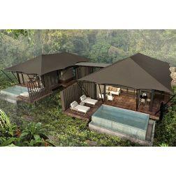 Une expérience de camping en tente de luxe au Costa Rica