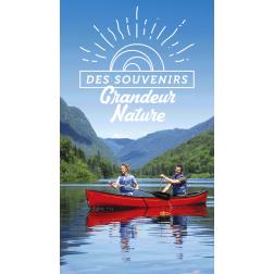 Augmentation d'achalandage pour Tourisme Jacques-Cartier