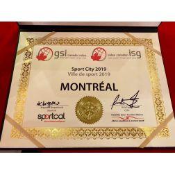 Montréal, la ville sportive numéro 1 au Canada