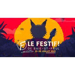 Le gouvernement du Québec appuie le Festif! de Baie-Saint-Paul