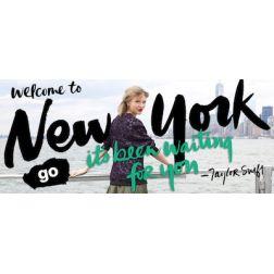 Taylor Swift ambassadrice du tourisme à New York