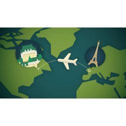 La région de Québec à la conquête du tourisme français