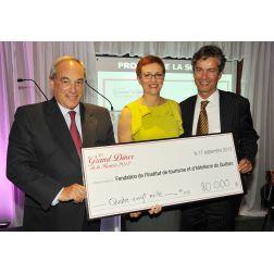 La fondation de l'ITHQ recueille 80 000 $