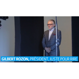 Gilbert Rozon- Confidences d'un leader