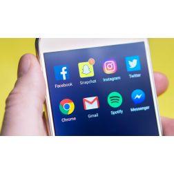 Vous aimez les statistiques? - Les 50 chiffres à connaître des médias sociaux en 2020, de BDM Média