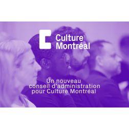 Culture Montréal nouveau CA