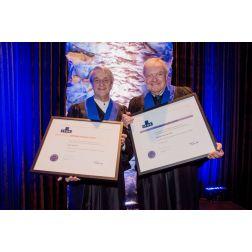L'ITHQ décerne un diplôme honoris causa à Michel Phaneuf et Jean Soulard