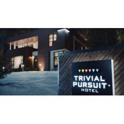 T.O.M. - En Russie, un hôtel Trivial Pursuit propose de payer grâce à sa culture générale