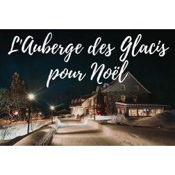 L'Auberge des Glacis a décidé de répondre à la demande et d'offrir la livraison à Montréal, à Rouyn-Noranda, juste à temps pour Noël