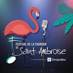 Festivals et événements: Festival de la chanson de Saint-Ambroise