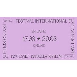 Le Festival International du Film sur l'Art en ligne dès mardi!