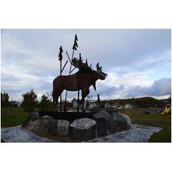 La MRC d'Abitibi aura le premier circuit de fontaines au Québec