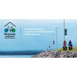 La certification Bienvenue cyclistes! de Vélo Québec