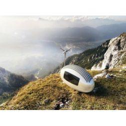 Ecocapsule: la caravane écolo du futur