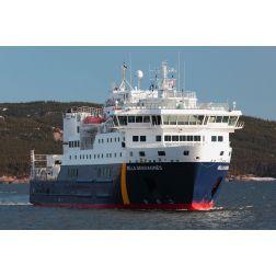 De Rimouski à Blanc-Sablon, Voyages AML proposera des croisières avec le «Bella Desgagnés», un navire...