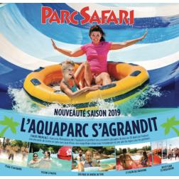 Le Parc Safari dévoile un parc aquatique deux fois plus grand... (mai 2019)