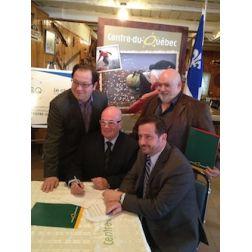 1 395 000 $ est octroyé au Centre-du-Québec