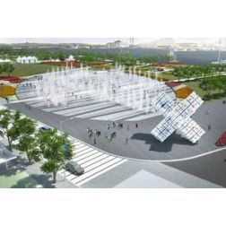 Gatineau: la Place des festivals réduite à un «projet pilote»
