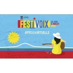 Festivoix 2020: Une programmation virtuelle réussie...
