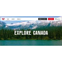 Destination Canada: Le premier microsite Expedia sur le Canada