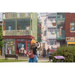 Muralis, la Grande Expérience des murales de Sherbrooke sera lancée le 10 août (août 2017)