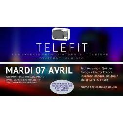 À ne pas manquer: TéléFIT, nos experts préparent l'après-crise! le mardi le 7 avril à 10 h (heure du Québec)