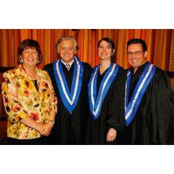 L'ITHQ honore trois personnalités de l'industrie touristique