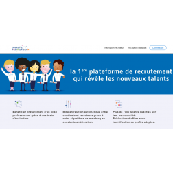 Recrutement: une plateforme numérique pour déceler les talents