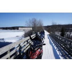 Le gouvernement du Canada: 10 M$ pour l'entretien des sentiers de motoneige et de ski de fond