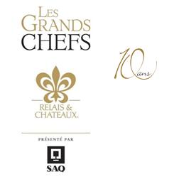 10e édition de la Soirée LES GRANDS CHEFS RELAIS & CHÂTEAUX 2018 le 17 mai